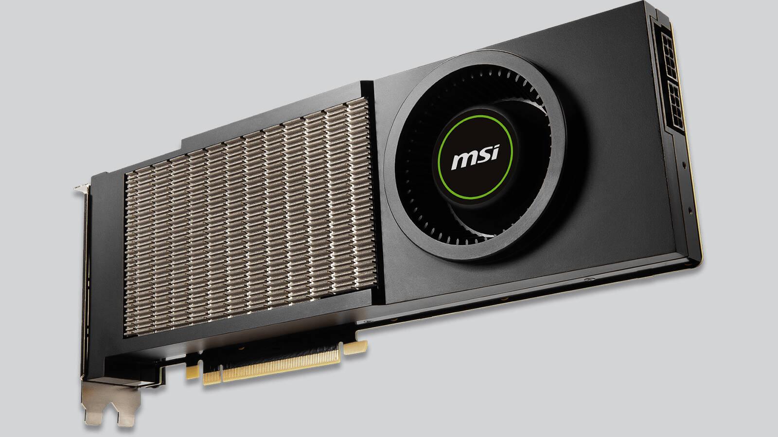 MSI GeForce RTX 3090 Aero 24G