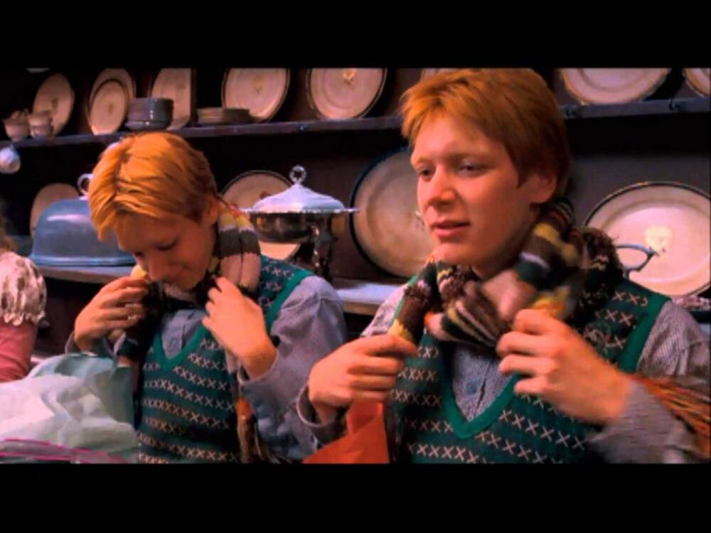 Natale come un Weasley