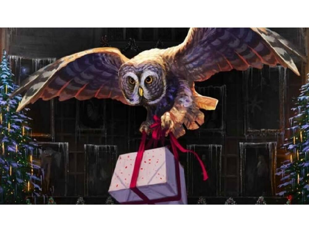 Natale Harry Potter