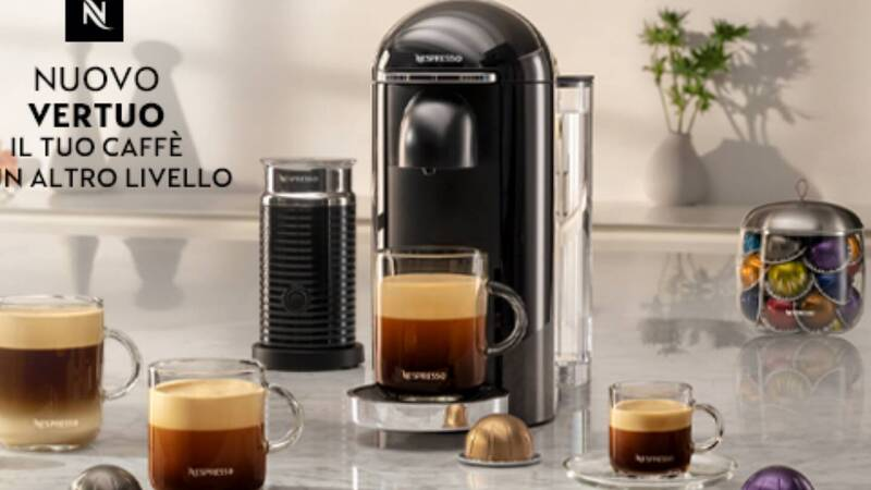 Amazon coffee week: many discounts on pods and machines!