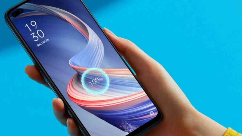 Oppo Reno 4Z, the cheap 5G smartphone at a shock price on eBay!