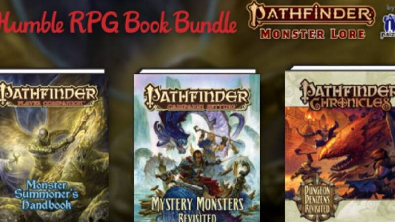 Humble announces the new exclusive Bundle dedicated to Pathfinder
