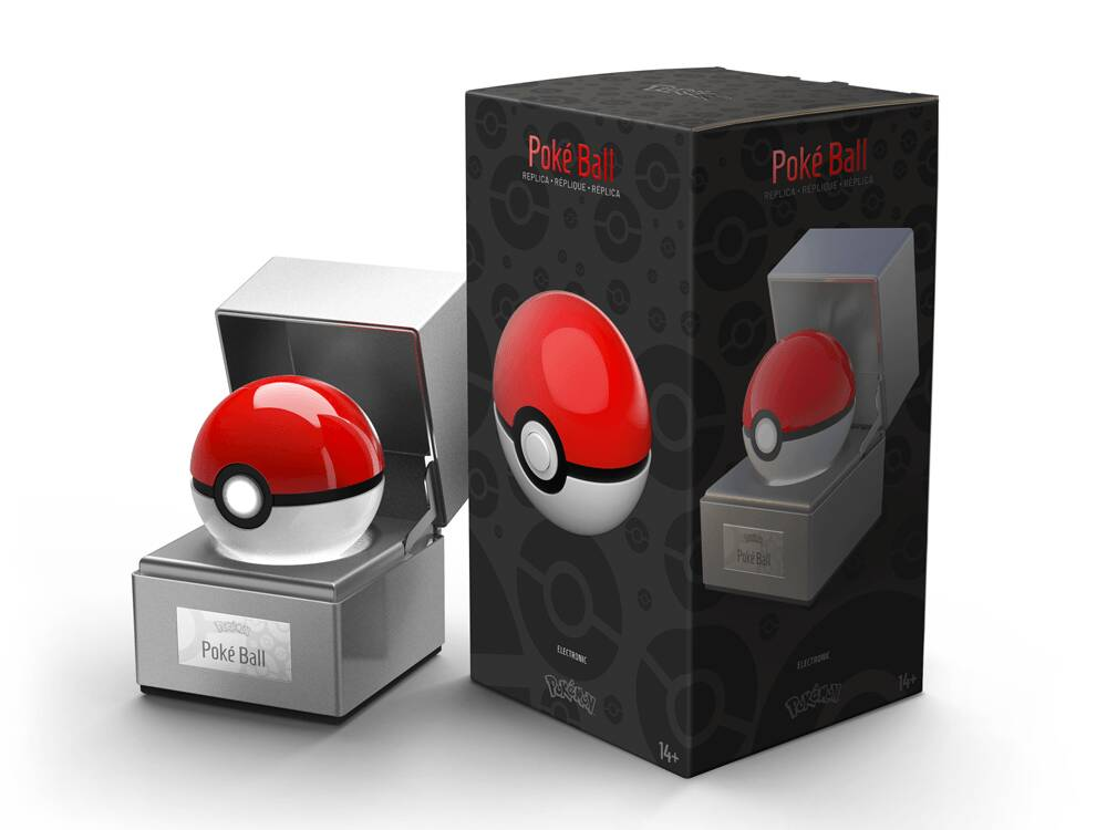 Poké Ball replica