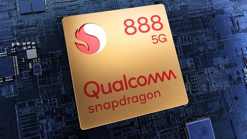 Qualcomm Snapdragon 888, il chip dei fut …