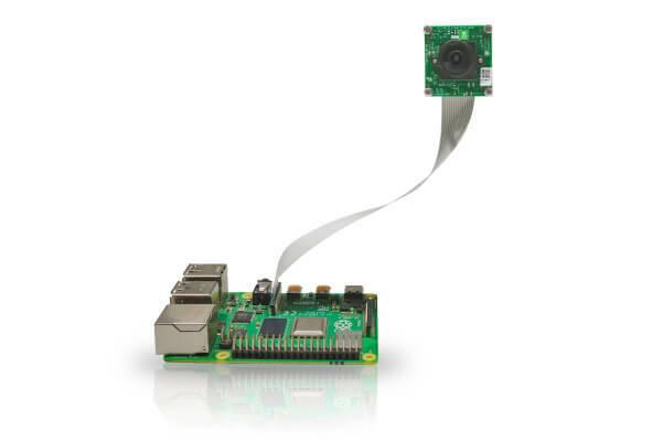 Raspberry Pi 4k camera
