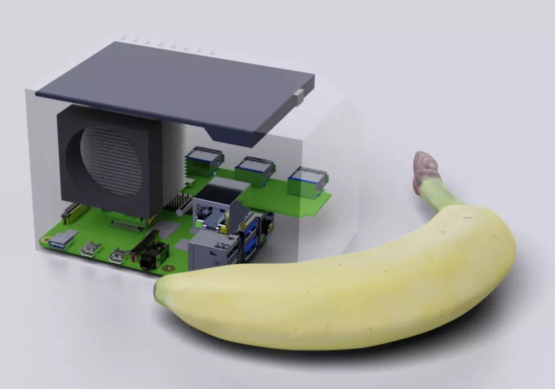 Raspberry Pi Bootleg