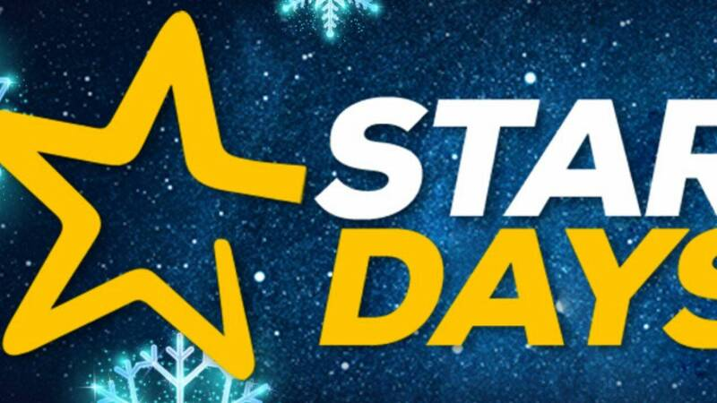 Star Days are coming from Euronics!