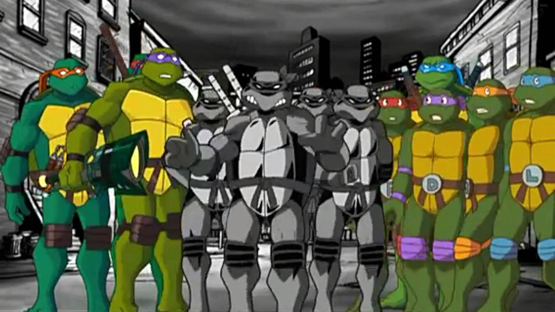 Tartarughe Ninja alla riscossa: Pizza e Arti marziali