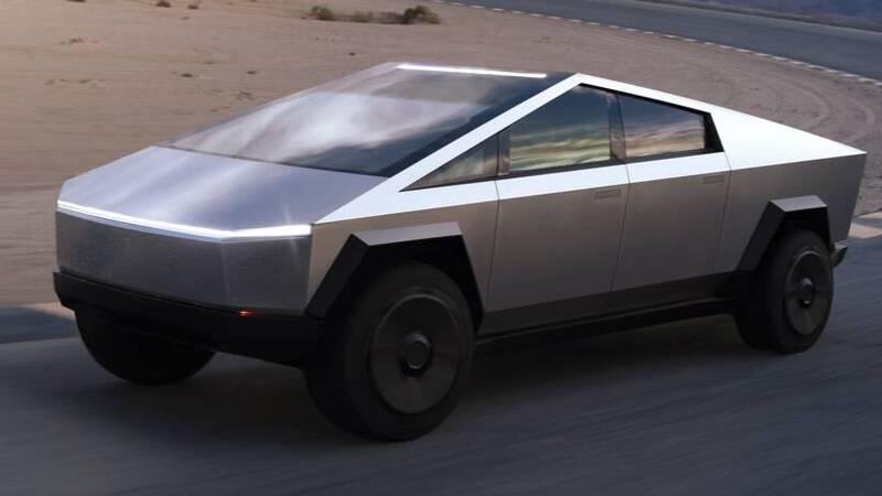 Tesla Cybertruck, explained the particular design