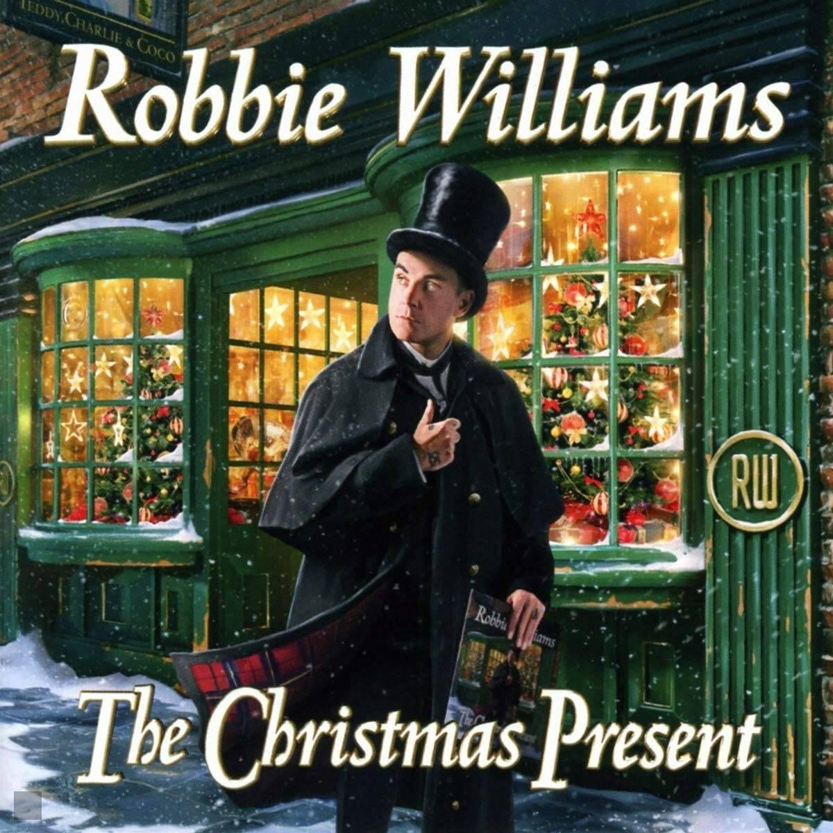 the christmas present Robbie williams