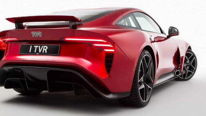 TVR, the historic English brand working on a completely new factory