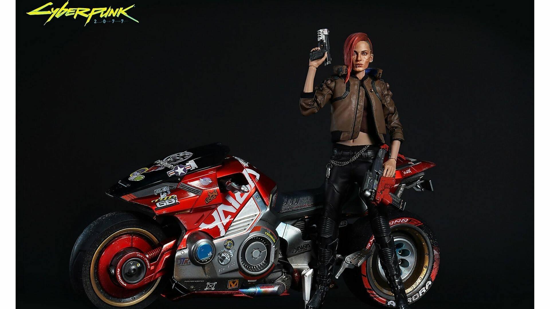 V Yaiba Kusanagi Cyberpunk 2077