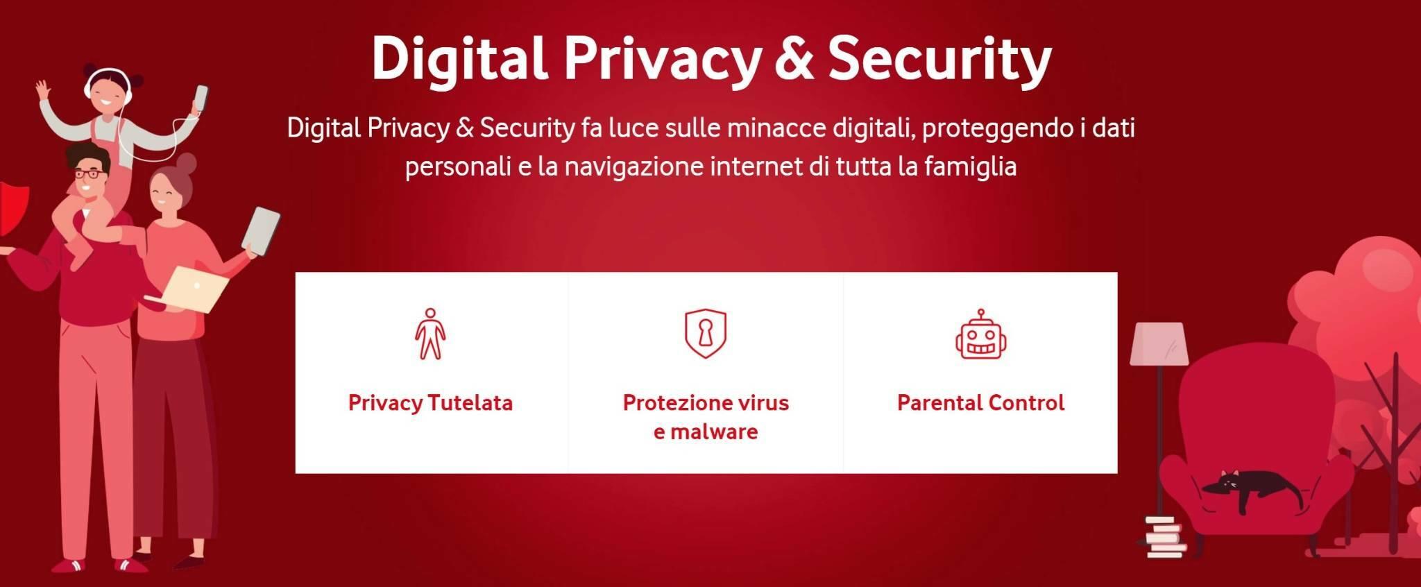 Vodafone Digital Privacy & Security