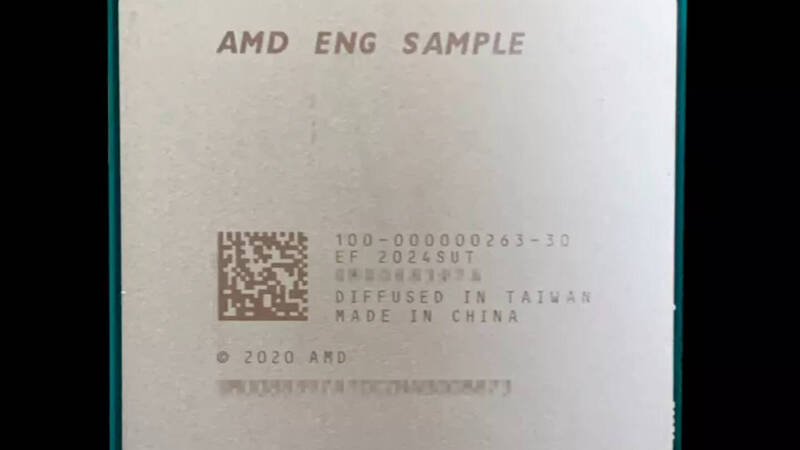 AMD Ryzen 7 5700G, here are the first benchmarks