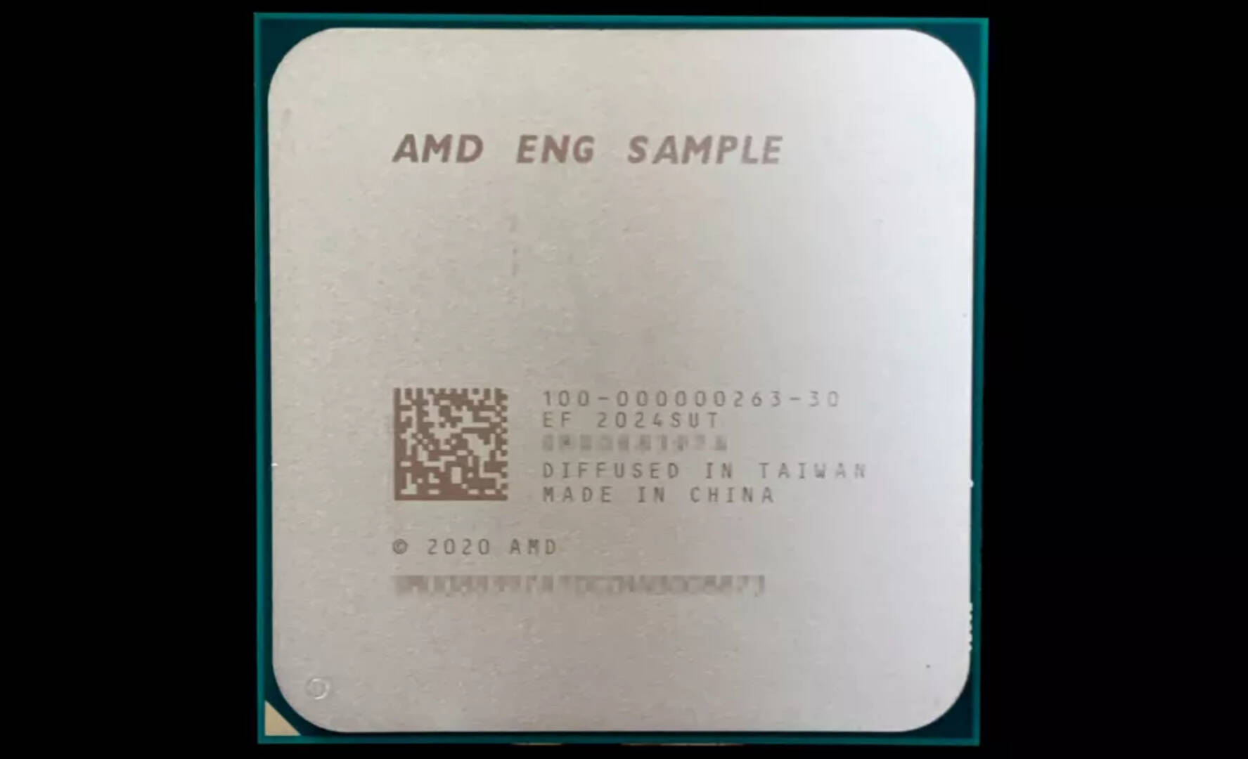 AMD Ryzen 7 5700G leak Benchmark