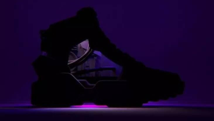 Artifact Studios x NZXT sneakers