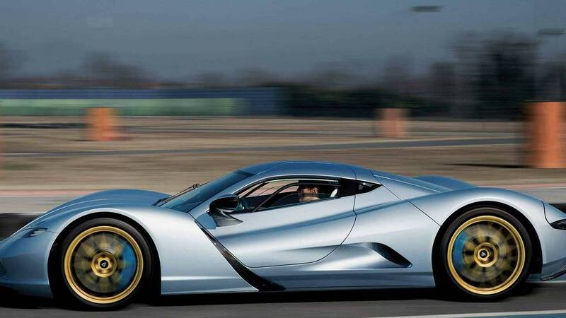 Aspark Owl, the 2000 HP Italian-Japanese electric hypercar is now available