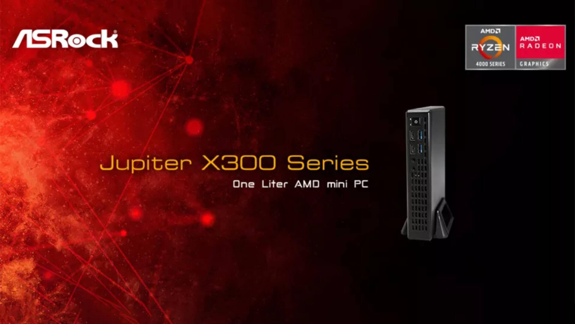 ASRock Jupiter X300