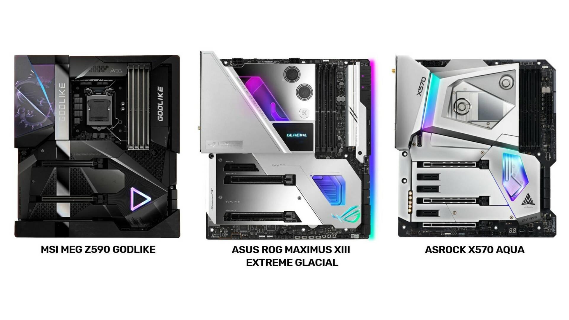 ASRock sbeffeggia Asus e MSI
