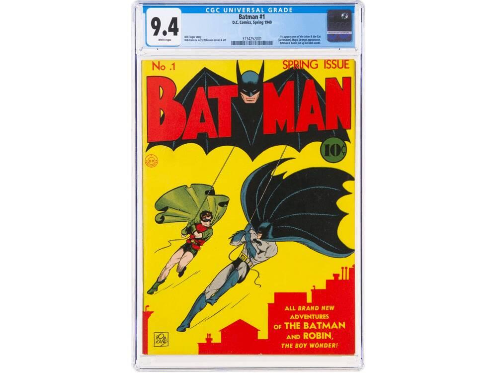 Asta Batman #1
