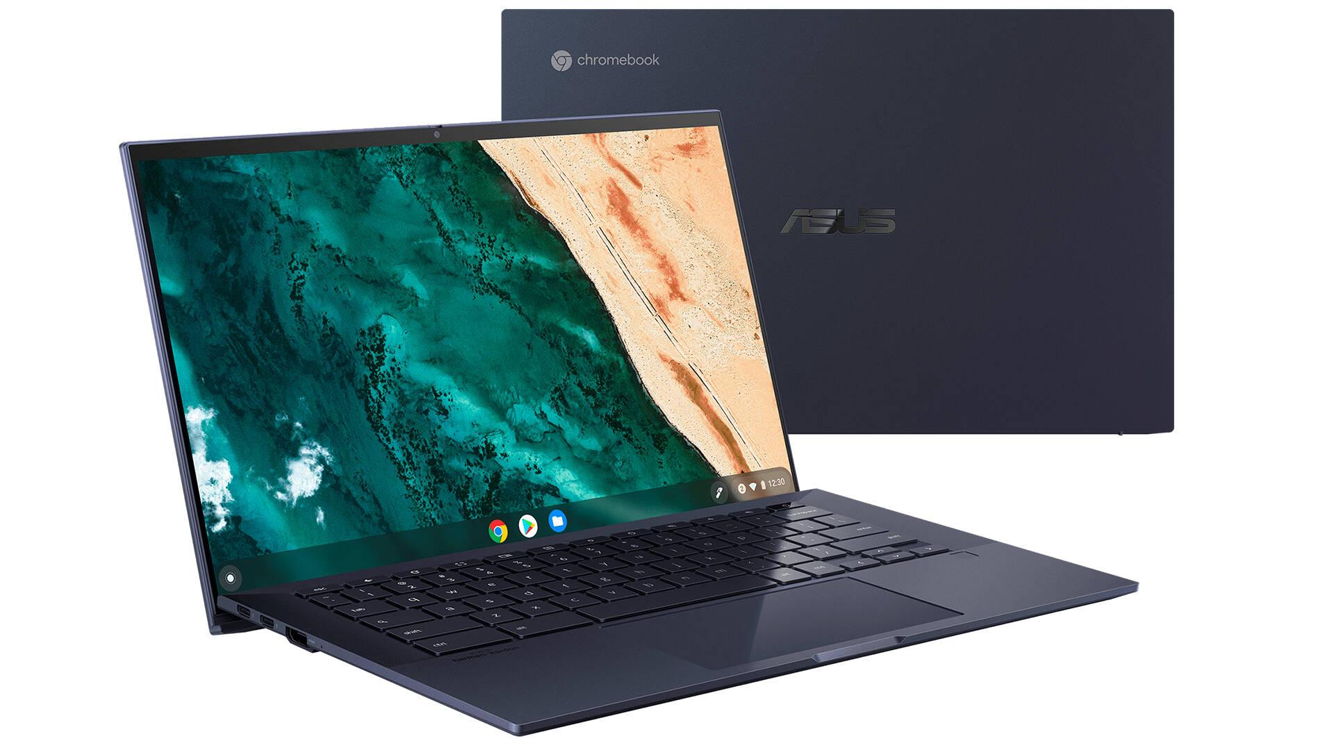Asus Chromebook CX9