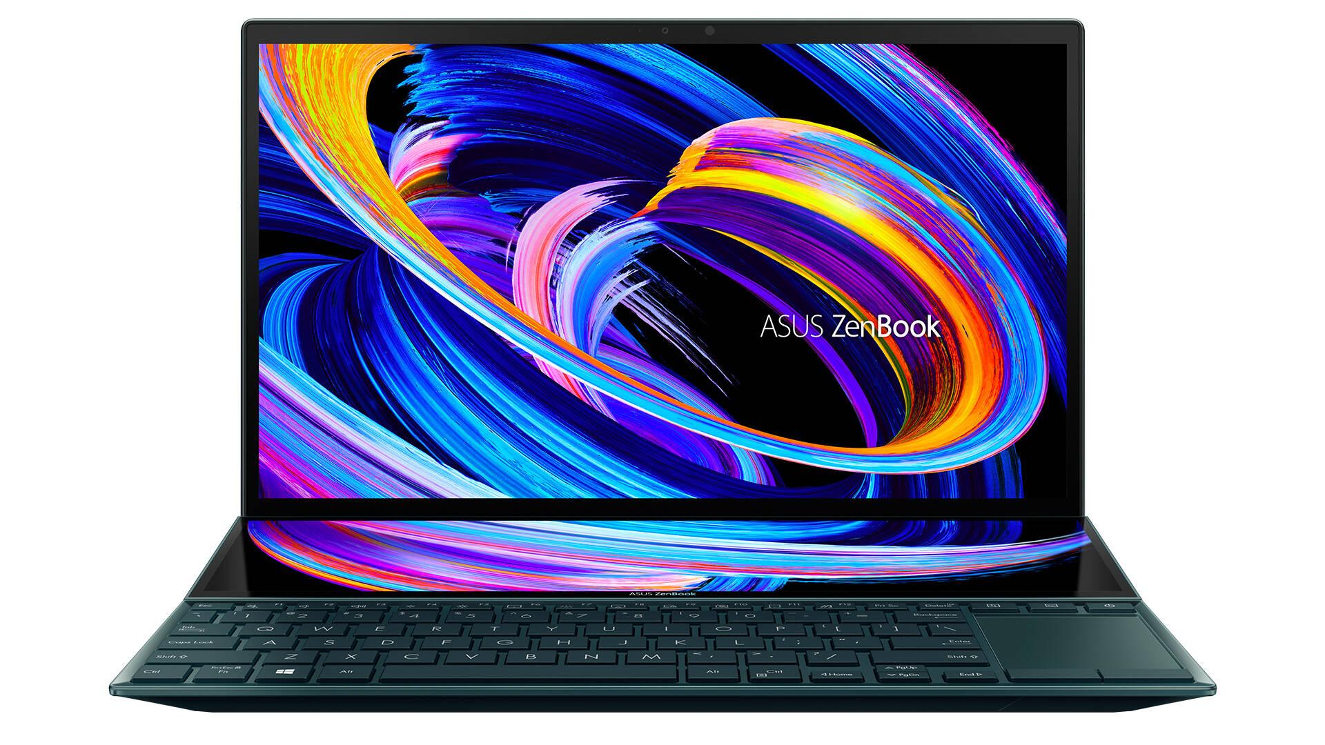 """Asus ZenBook Duo 14"""""""
