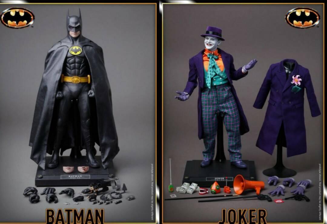 Batman 1989 le migliori figure