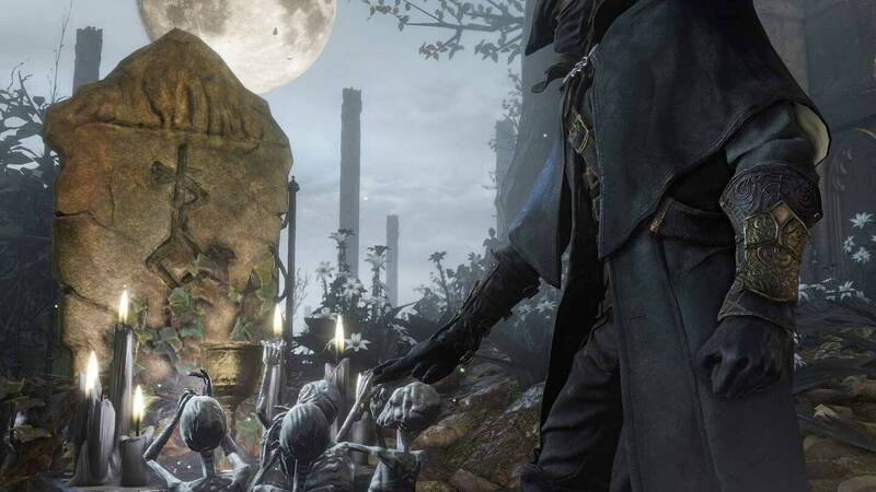 Bloodborne on PS1 is sensational, new video shows a boss fight