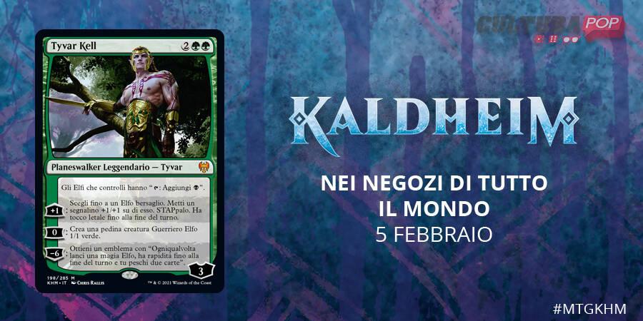 Carta Esclusiva Kaldheim