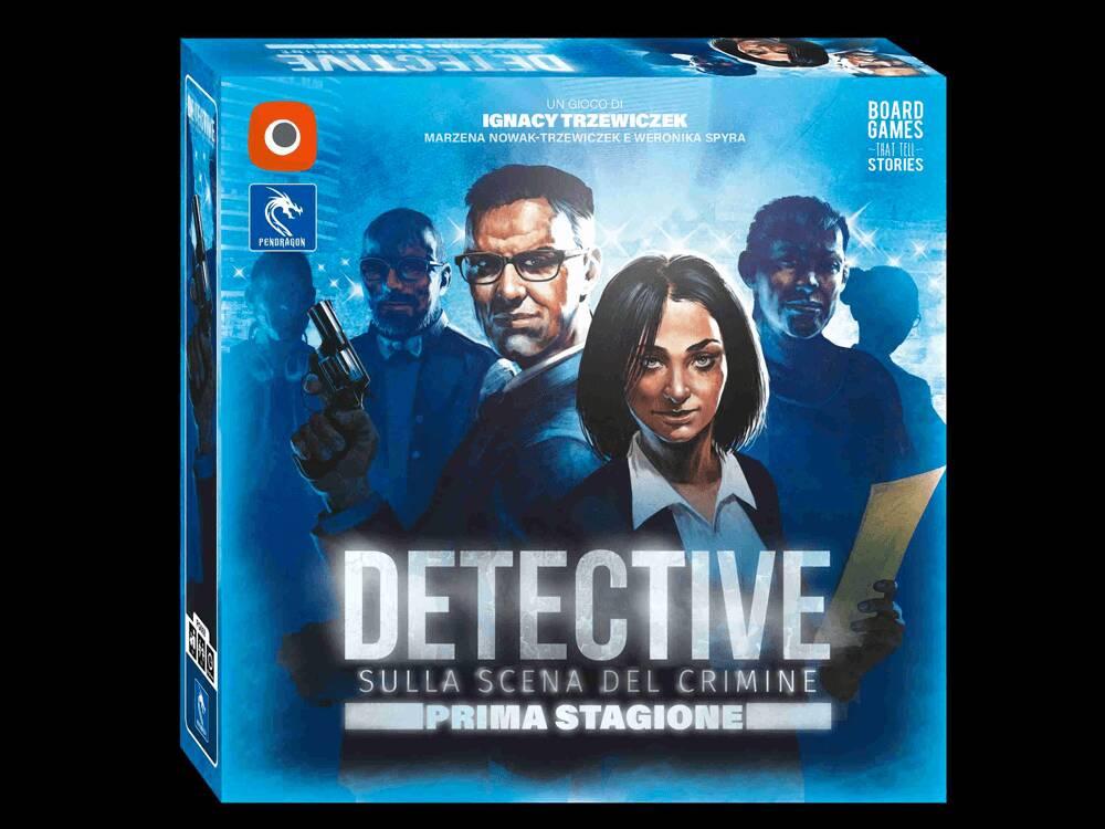 Detective: Sulla Scena del Crimine - Prima Stagione