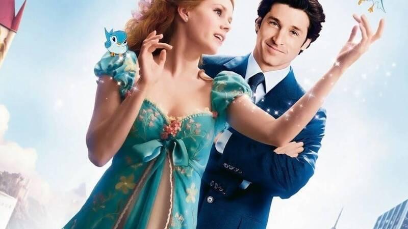 Disenchanted, ritornano Giselle e Robert …