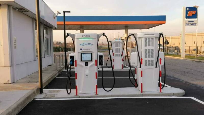 Enel X and IP join forces to optimize car charging