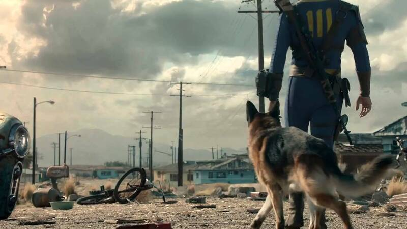 Fallout: incorrectly revealed the new title for Xbox?