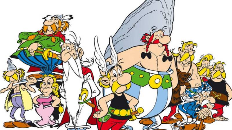 Asterix - Italian release date of the 39th volume