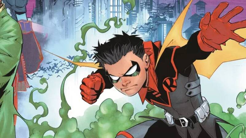 Robin – DC annuncia la nuova serie a f …