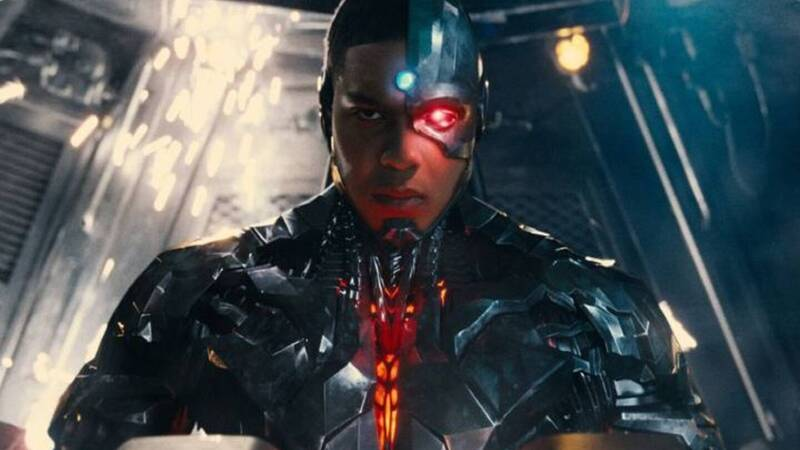 Ray Fisher would return as Cyborg in Justice League 2