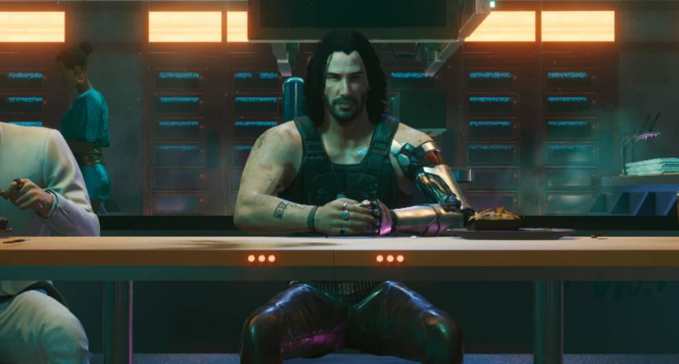 Cyberpunk 2077 Ultima Cena (2)