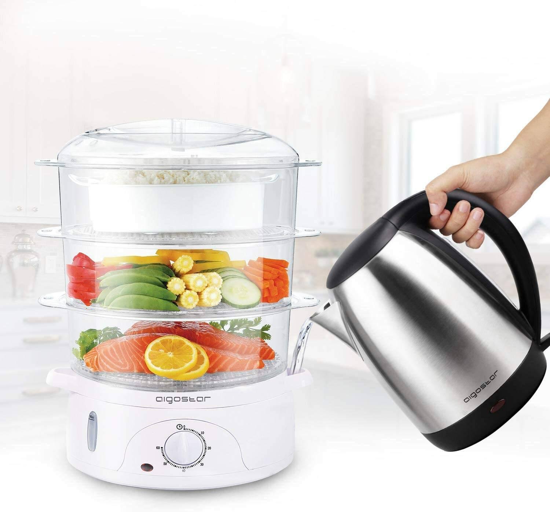 Gadget Cucina - Vaporiera