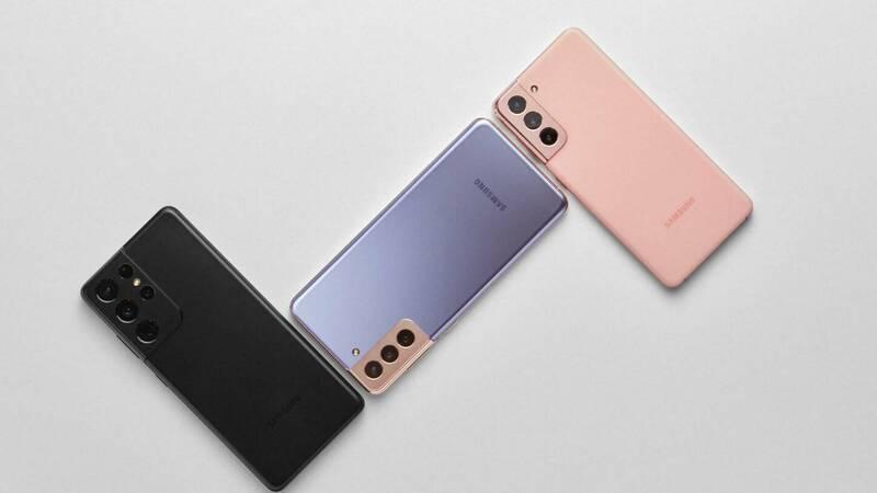 Samsung annuncia Galaxy S21, Galaxy S21+ …