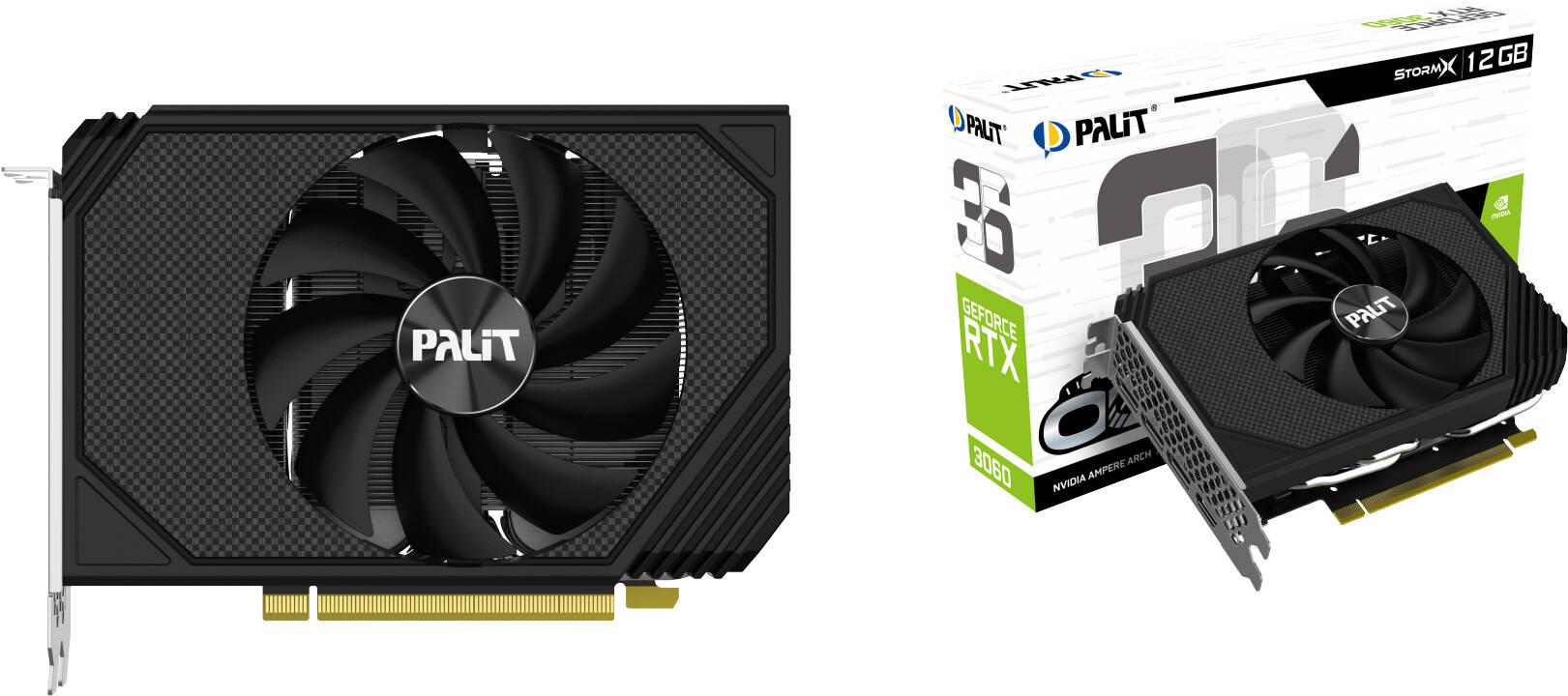 GeForce RTX 3060 Mini-ITX
