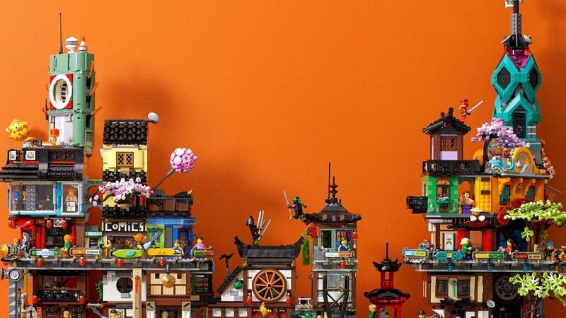 LEGO Deals of the Week: Ninjago City Gardens are available for VIPs!