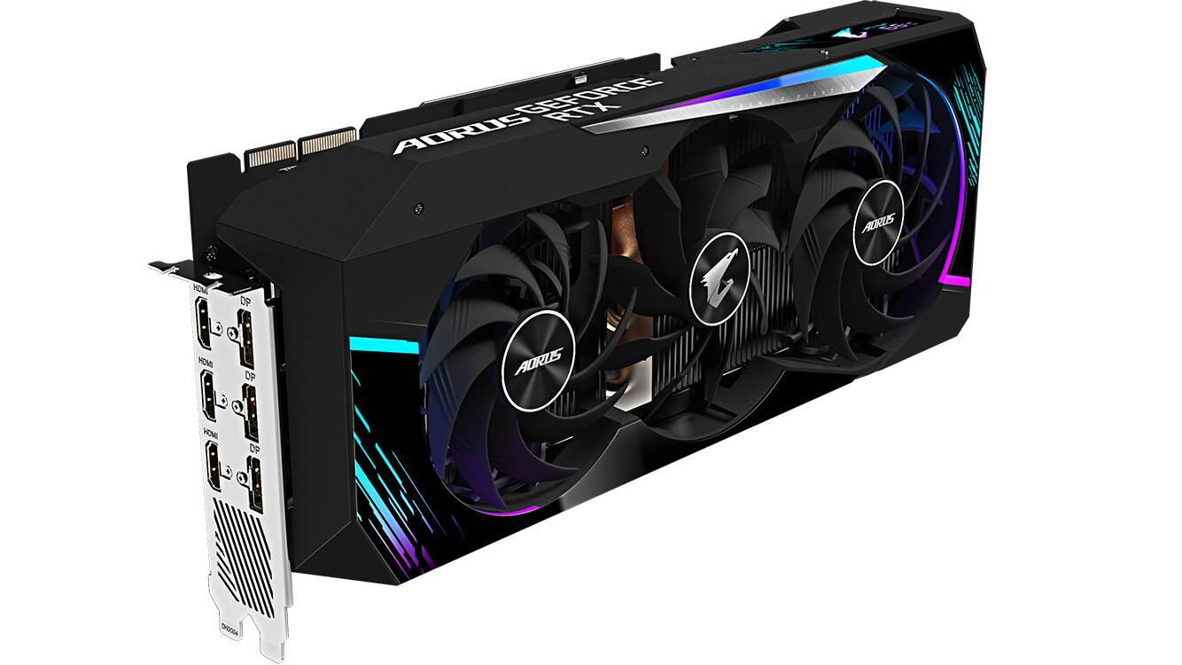Gigabyte GeForce RTX 3090 Aorus Master