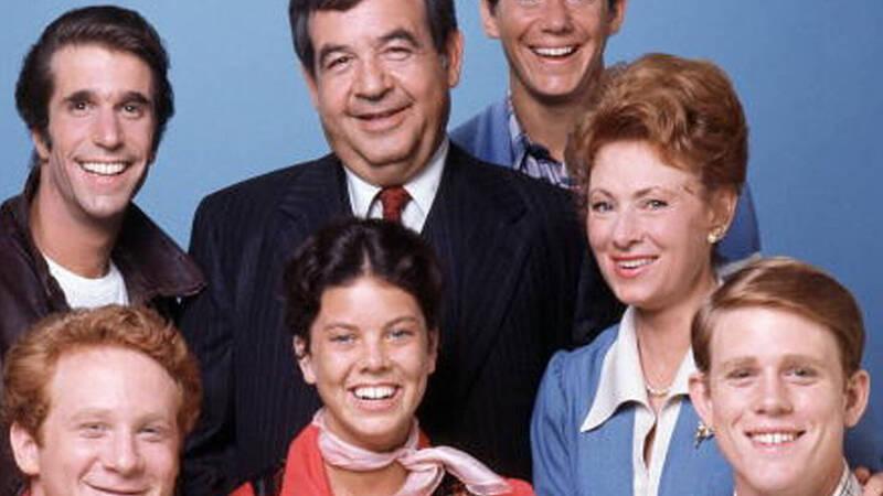 Happy Days: il primo episodio spegne 47  …