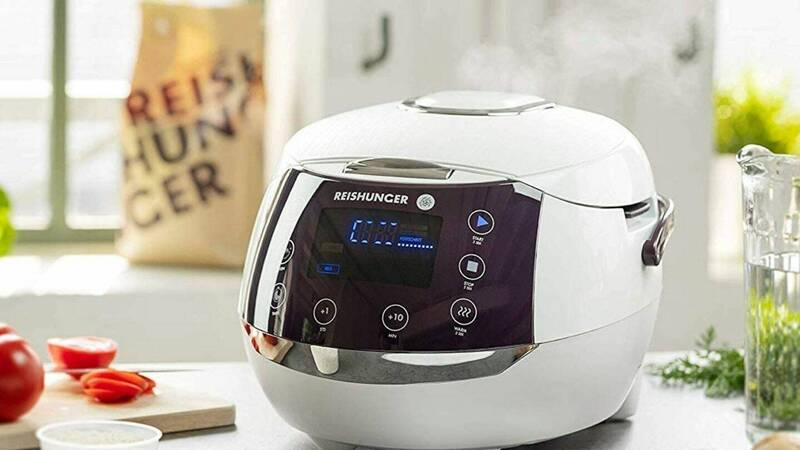 Rice cooker   The best of February 2021