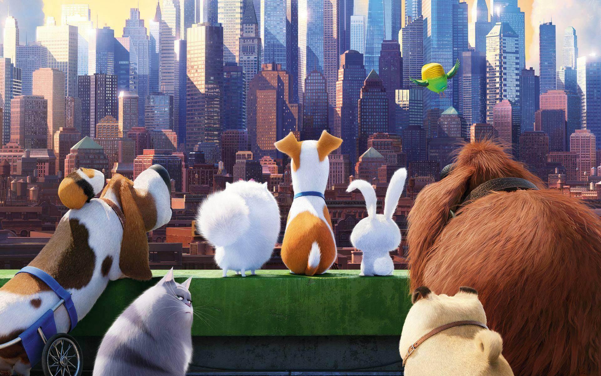 Il mondo animale al cinema