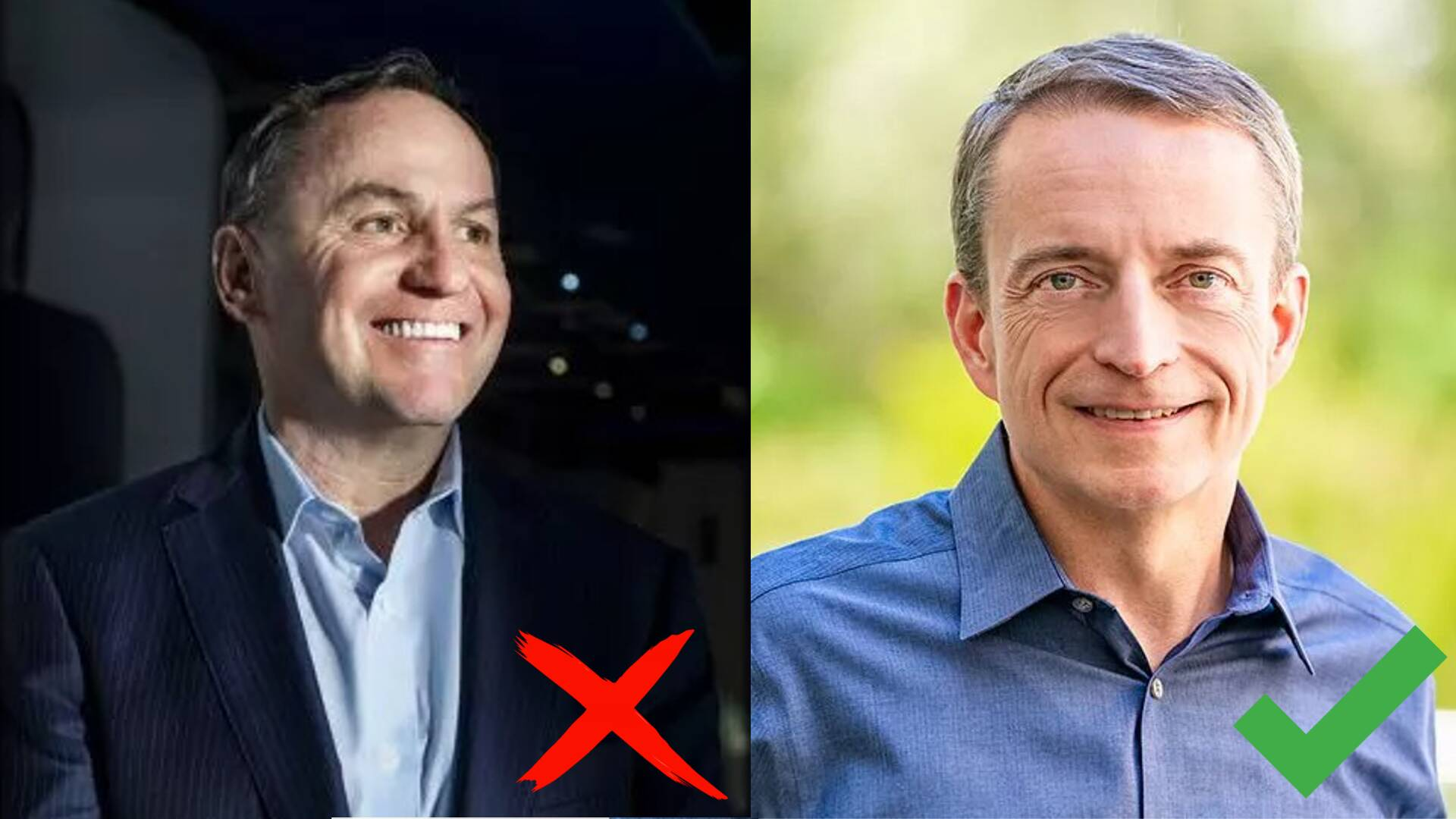 Intel CEO step down
