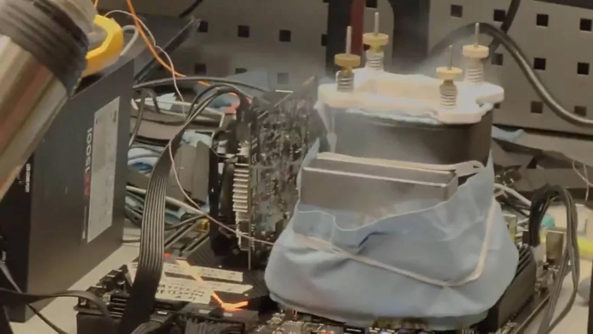 Intel Rocket Lake-S Overclock