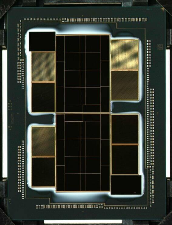 Intel Xe HPC GPU Die