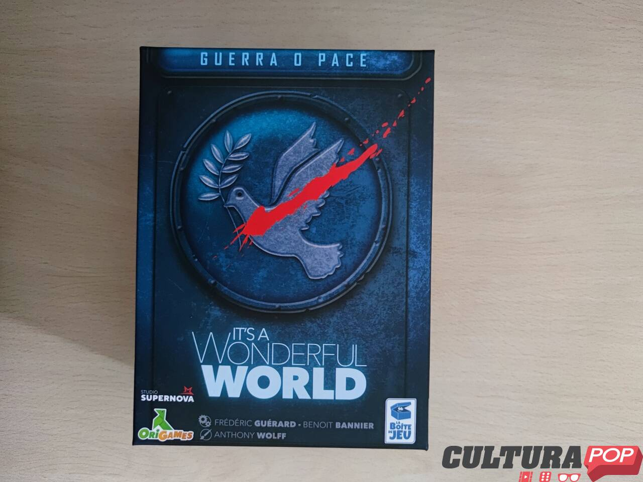 It's a Wonderful World: Guerra o Pace