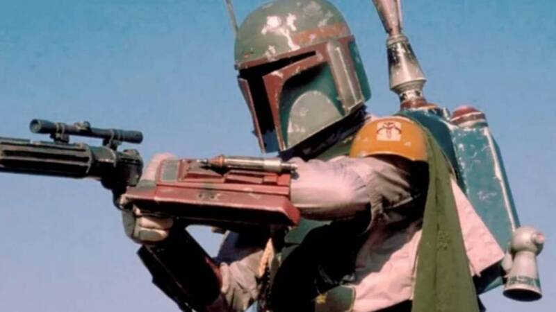 Jeremy Bulloch is honored in The Mandalorian